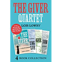 The Giver, Gathering Blue, Messenger, Son (The Giver Quartet) (English Edition)