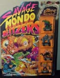 Savage Mondo Blitzers the Dudes of Disaster Figures