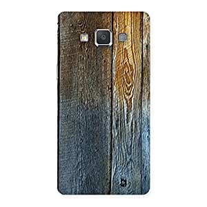 Wall Bar Wood Back Case Cover for Galaxy Grand 3