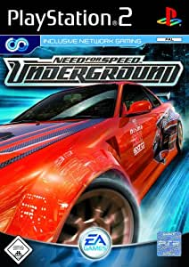 need for speed underground playstation 2 games. Black Bedroom Furniture Sets. Home Design Ideas