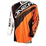 O'Neal Element Jersey RACEWEAR Trikot Orange Moto Cross Mountain Bike Enduro MTB MX DH FR, 0024R-4, Größe X-Large