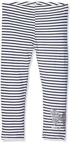 Desigual Mädchen Leggings, LEGGING_ARAZA , Gr. 3-4 Jahre (Herstellergröße: S), Blau (Navy 5000)
