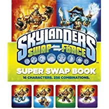 [Skylanders Swap Force: Super Swap Book] (By: Puffin Books) [published: April, 2014]