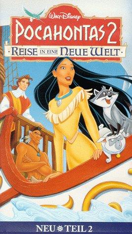 Preisvergleich Produktbild Pocahontas 2. Reise in eine neue Welt