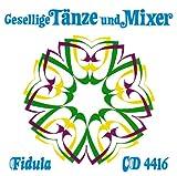 Gesellige Tänze und Mixer: CD (instrumental)