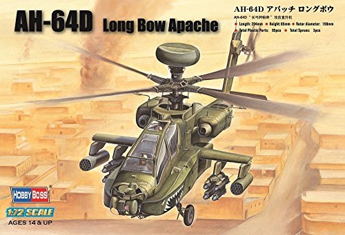 Hobby Boss 87219 Modellbausatz AH-64D Long Bow Apache