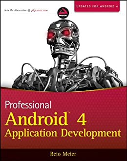 Professional Android 4 Application Development di [Meier, Reto]