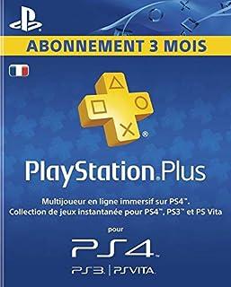 Playstation Plus LiveCards - Abonnement 3 mois (B008HODBR0) | Amazon price tracker / tracking, Amazon price history charts, Amazon price watches, Amazon price drop alerts