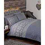 Best Duvet Covers - Nordic Scandinavian Festive Winter Duvet Cover Quilt Bedding Review