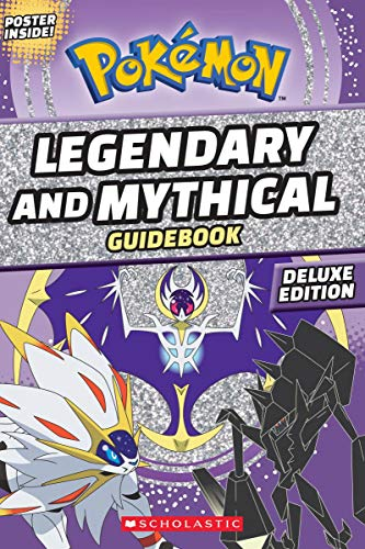 Legendary and Mythical Guidebook: Deluxe Edition (Pokemon)