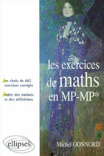 L'essentiel des exercices de MP, MP*