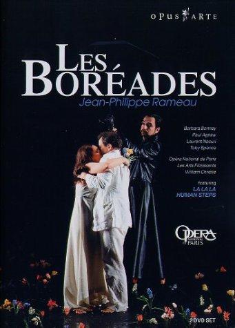 Bild von Rameau - Les Boréades / Bonney, Panzarella, Azzaretti, Agnew, Spence, Naouri, Degout, Rivenq; Robert Carsen, William Christie, Les Arts Florissants [2 DVDs]