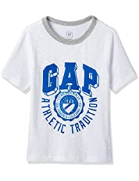 GAP Boys' Regular Fit T-Shirt