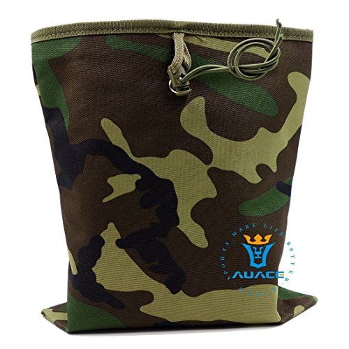 Multifunktions Survival Gear Tactical Beutel MOLLE Beutel groß Magazin Dump Drop Utility Pouch Recycle Tasche, Outdoor Camping tragbar Handtaschen Taille Tasche Werkzeugtasche Reisetasche MC