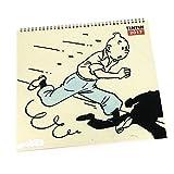 Calendrier 2017 Les Aventures de Tintin 30x30cm (24352)...