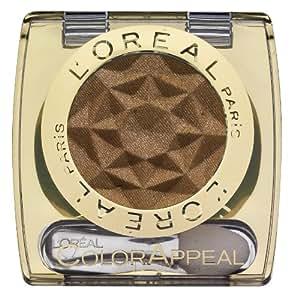 L'Oréal Paris Color Appeal Mono Lidschatten, 46 Crystal Brown