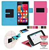 Gionee Elife S7 Hülle Cover Case in Pink - innovative 4 in