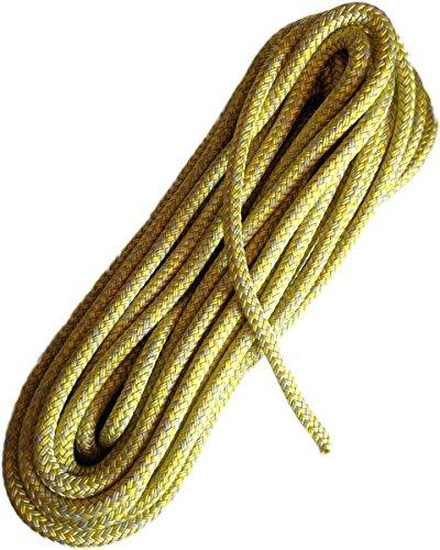 Aliens Outdoorseil Lano Outdoor - Bundeswehr - Allzweck Tau Seil 10mm Durchmesser, Bruchlast 2500 kg - für Survival, Bootsport, Sport, Camping, Segeln, Angeln, Fischen, Wandern , Länge:20 m