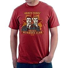 Krazy Ivans Ivan Drago Ivan Danko Dolph Lundgren Arnold Schwarzenegger Men's T-Shirt