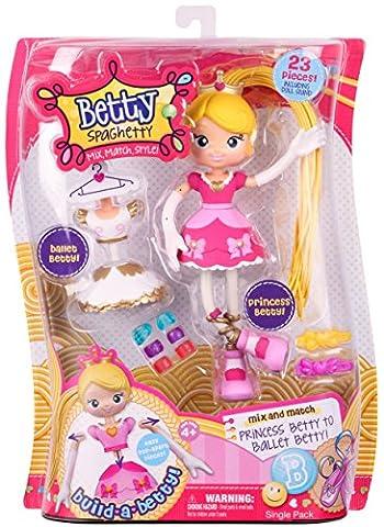 Betty Spaghetty Princess Betty Single
