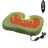 USB Riscaldato posto a sedere Cuscino per sedia da ufficio - Riscaldamento posto a sedere tampone Pad dell'anca riscaldante per alleviare il dolore alla sciatica per seggiolino auto, sedile domestico