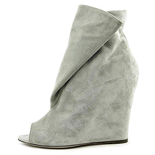 Donna Karan Collection 825995 Daim Talons Compensés Grey