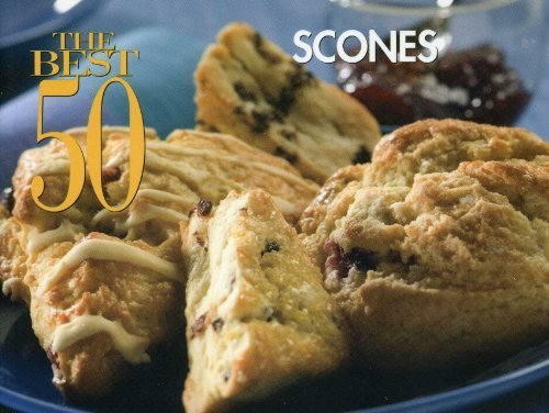 The Best 50 Scones by Pepkin, Karen (2007) Paperback