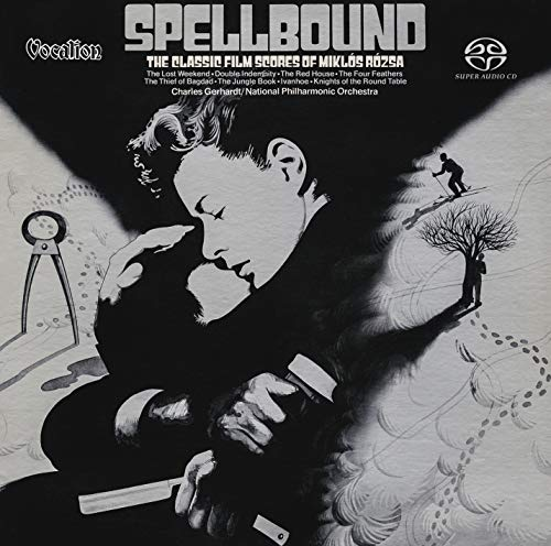 pellbound: The Classic Film Scores of Miklós Rózsa & bonus track [SACD Hybrid Multi-channel] ()