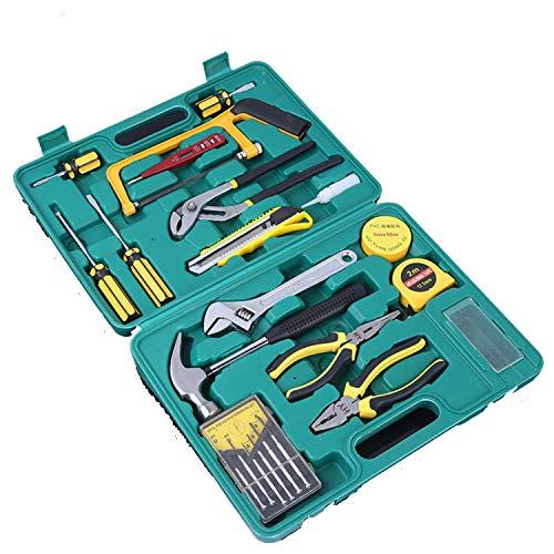 Nuofake Portátil Kit de telecomunicaciones portátiles 22 Juegos de Herramientas for el Kit de Hardware del Kit for el hogar
