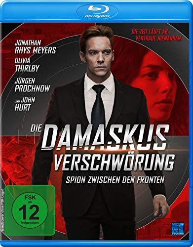 Die Damaskus Verschwörung - Spion zwischen den Fronten [Blu-ray]