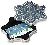Amazon.de Geschenkgutschein in Geschenkbox - 20 EUR (Schneeflocke)
