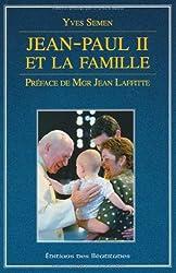 Jean-Paul II et la famille