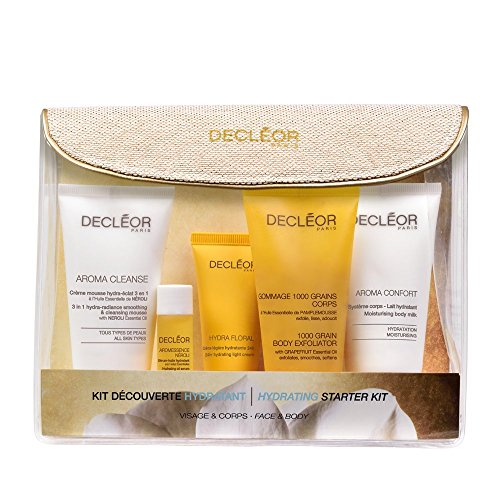 Decleor Hydrating 5 Piece Face & Body Starter Kit