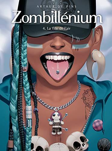Zombillenium 4/La fille de l'air -