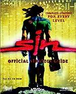 Sin Official Strategy Guide de BradyGames