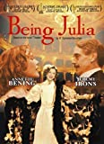 Being Julia (2004) Annette Bening, Michael Gambon NEW DVD [DVD] Annette Benin...