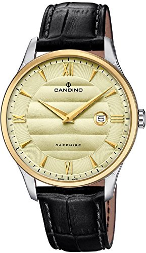 Candino Classic Timeless C4640/2 Mens Wristwatch