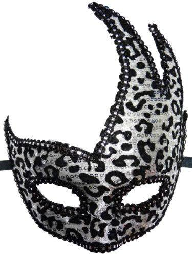 Samba Leo Maske Silver