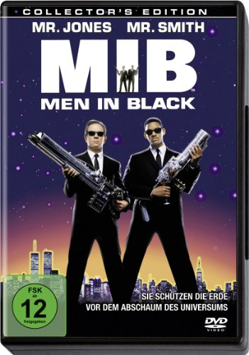 12 Französisch Nussbaum (MIB - Men in Black [Collector's Edition])