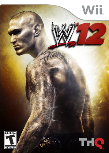 WWE '12 (Wwe Wii 12)