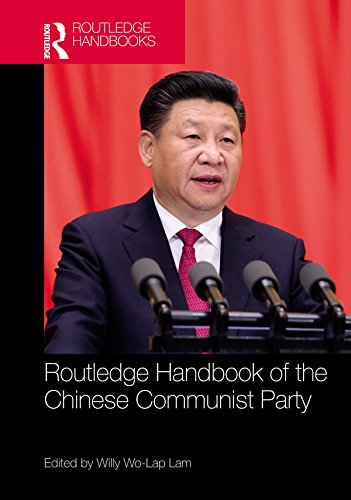 Routledge Handbook of the Chinese Communist Party (Routledge Handbooks) (English Edition)