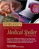 Best Saunders Diccionarios - Dorland's Electronic Medical Speller, CD-ROM Review