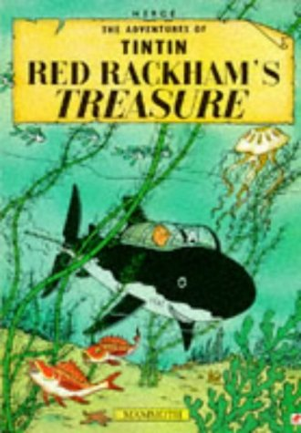 Tresor de rackham le rouge (egmont) (The Adventures of Tintin)