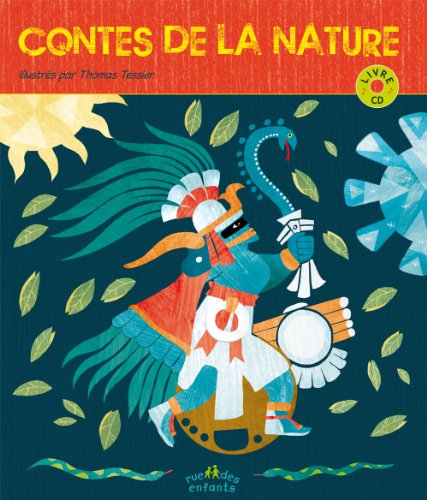 Contes de la nature (1CD audio)
