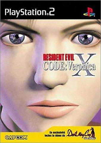 Resident Evil Code Veronica X -