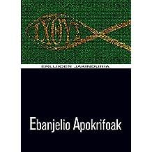 Ebanjelio apokrifoak (Erlijioen Jakinduria)