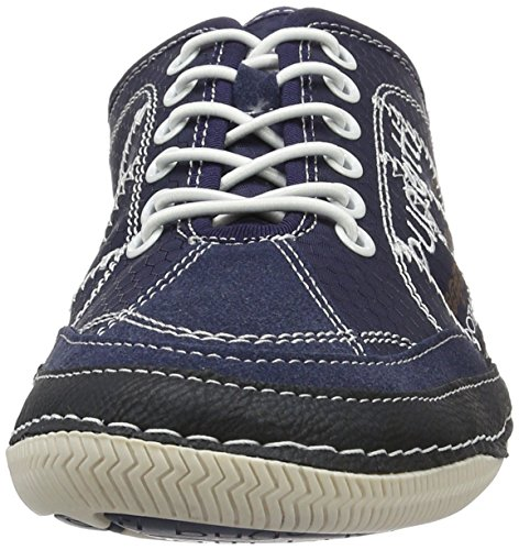 bugatti Herren F24606v6 Low-Top Blau (navy 423)
