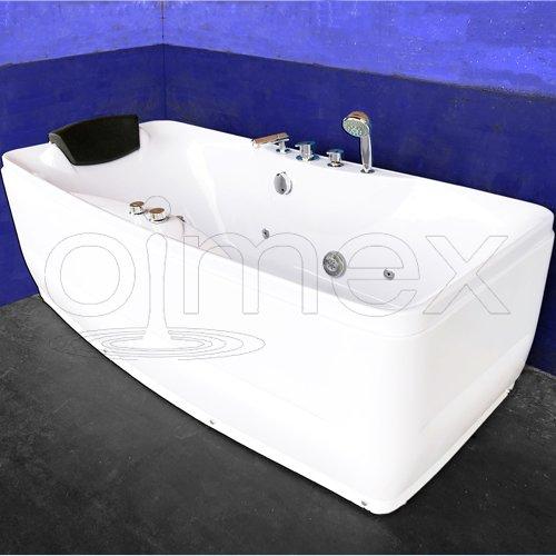 "OimexGmbH Design Whirlpool ""Gloria"" exklusiv 172 x 62 x 80 cm - 2"