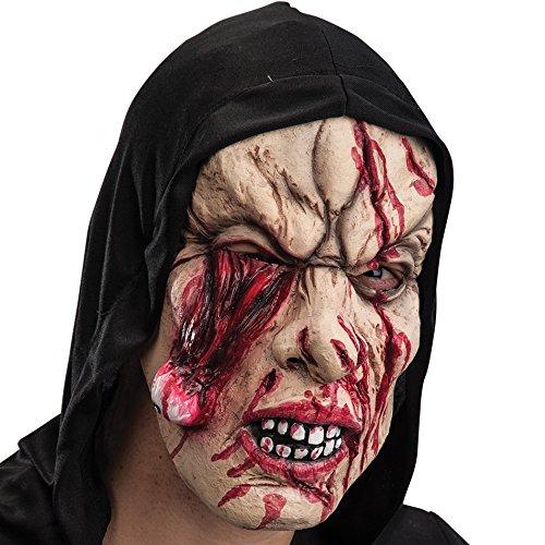 Carnival Toys 1405 - Maske Zombie Latex