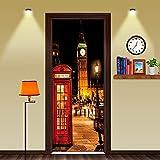 Britischen Stil London Rot Telefonzelle Sportwagen Big Ben
